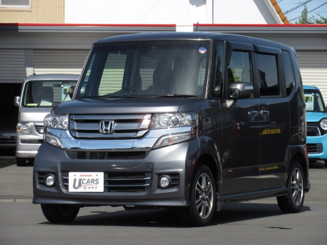 Honda N-BOXカスタムG Lパッケージ あんしんパッケージ|第2展示場