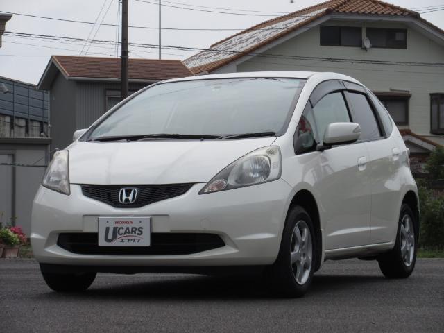 Honda フィットG  Fパッケージ|第2展示場