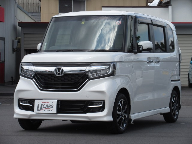 Honda N-BOXカスタム G Lホンダセンシング|第2展示場