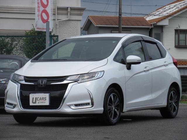 Honda フィットモデューロスタイル|第2展示場