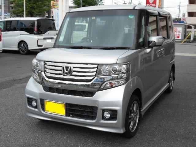 Honda N-BOXカスタムG.Lパッケージ|岐阜東バイパス店