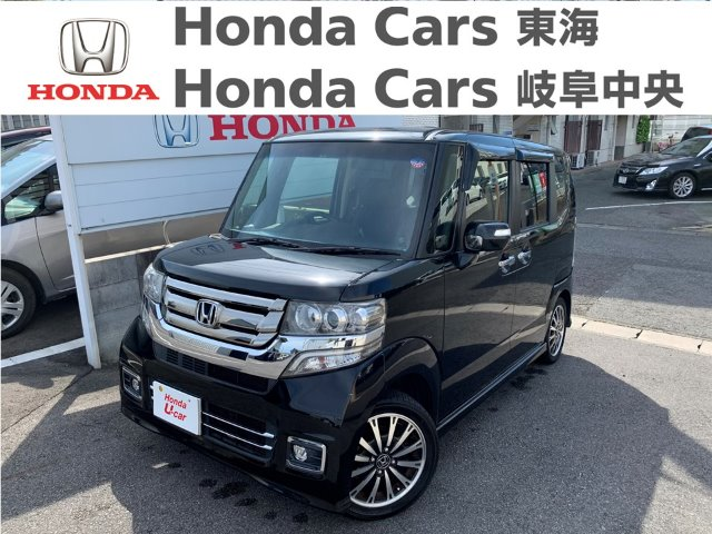 Honda N-BOXカスタム Lターボパッケージ 半田青山店