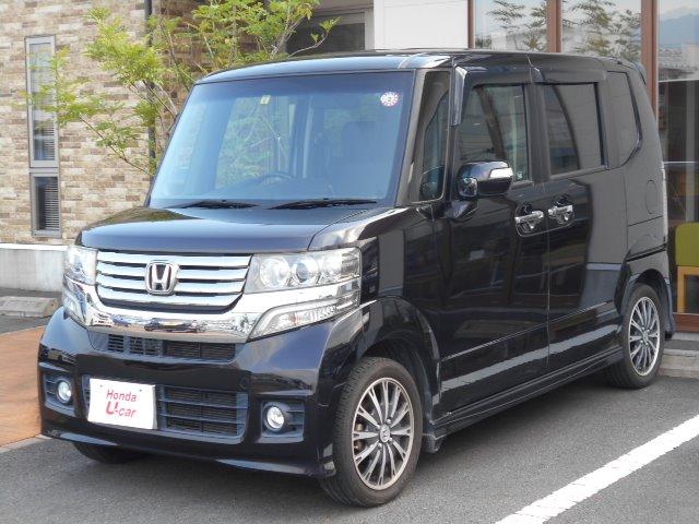 Honda N-BOX カスタムGターボSSパッケージ|U-Carテラス