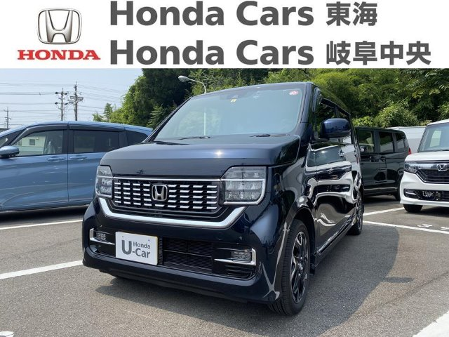 Honda NWGNカスタム ターボターボ L.HondaSENSING|加木屋店