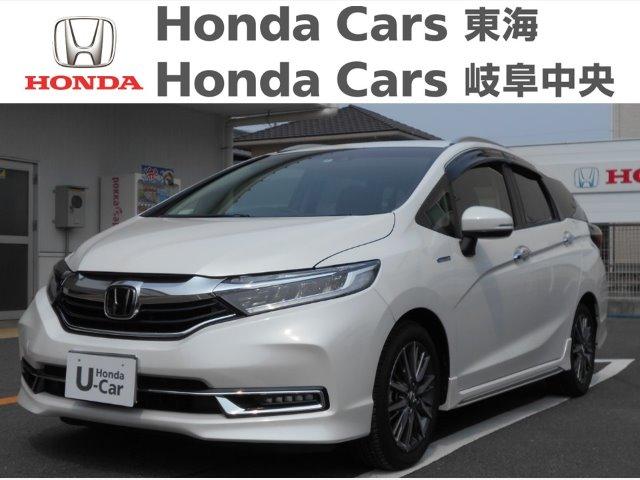 Honda シャトルHIBRID Z Honda SENSING|一宮濃尾大橋店