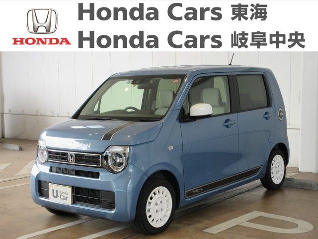 Honda N-WGNLホンダセンシング|大垣禾森店