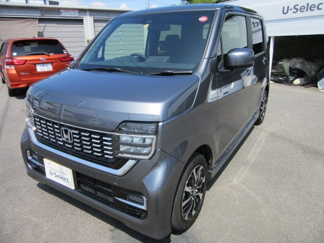 Honda N-WGN L  HondaSENSING|井戸山店