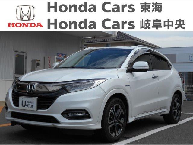 Honda ヴェゼルHybrid Z HONDA SENSING|一宮濃尾大橋店