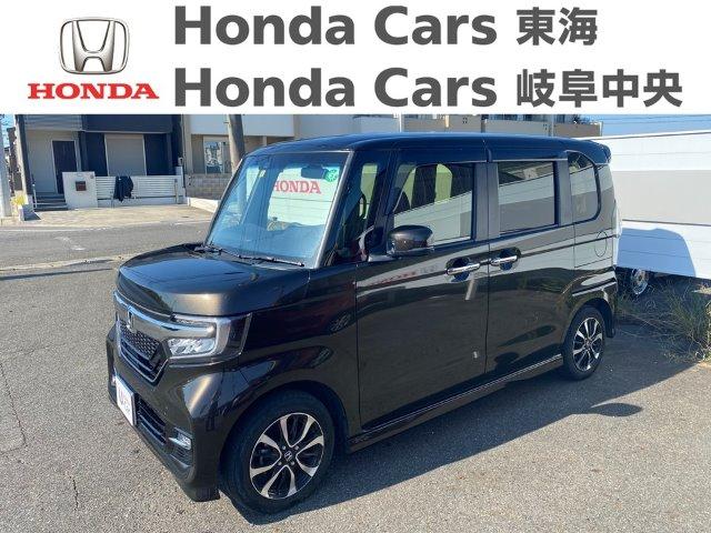 Honda N-BOXカスタムG・Lホンダセンシング|豊明北店