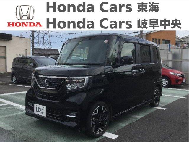 Honda N-BOXカスタムGLターボホンダセンシング|名和店