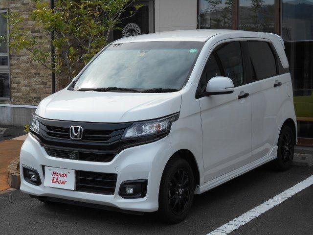 Honda N-WGNカスタムSSブラックスタイスパッケージ U-Carテラス