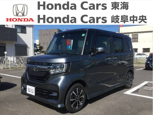 Honda N-BOXカスタムG Lホンダセンシング|名和店