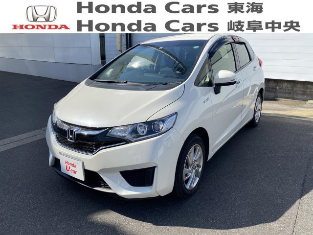Honda フィットハイブリッド Lパッケージ|加木屋店