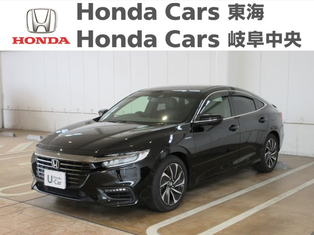 Honda インサイトEXブラックスタイル|大垣禾森店
