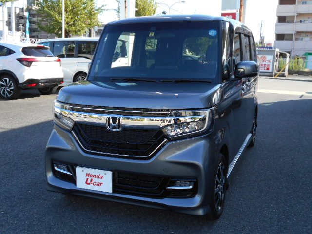 Honda N-BOXCustom G.L HondaSENSING (T/C:11340H)|岐阜東バイパス店
