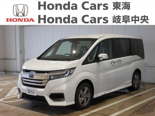 Honda ステップワゴンe:HEVスパーダGホンダセンシング|大垣禾森店