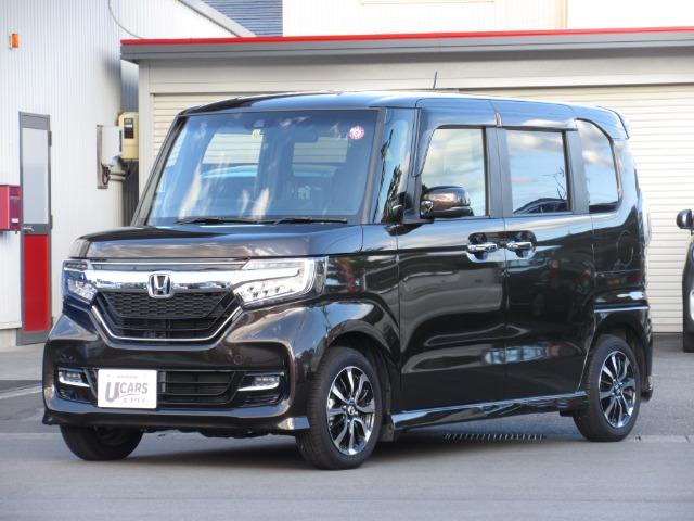 Honda N-BOXカスタム G L ホンダセンシング 第2展示場