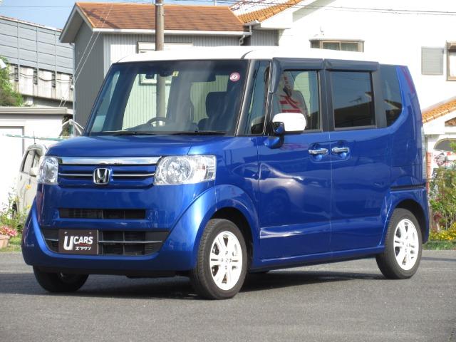 Honda N-BOXG SS ツートンカラースタイル 第2展示場