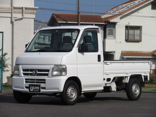 Honda アクティトラック4WD SDX 第2展示場