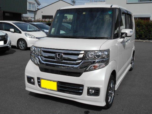 Honda N-BOXCustom 特別仕様車 SSパッケージ (T/C:51R4DP3)|岐阜東バイパス店