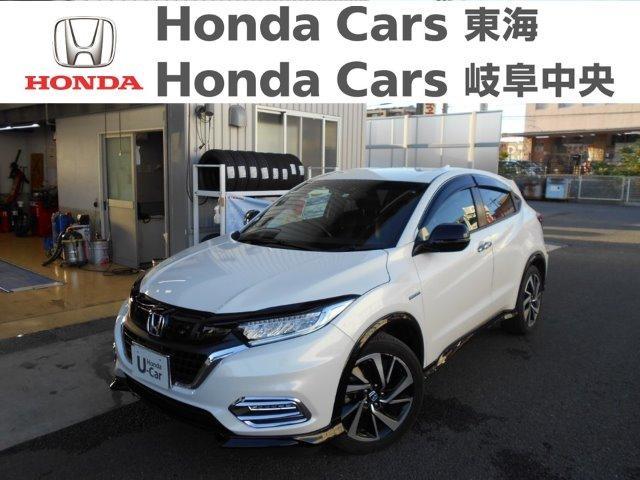 Honda ヴェゼルHV RSホンダセンシング|蟹江店