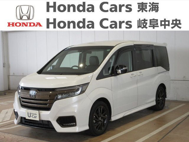 Honda ステップワゴンスパーダクールスピリッド・ブラックスタイル|大垣禾森店