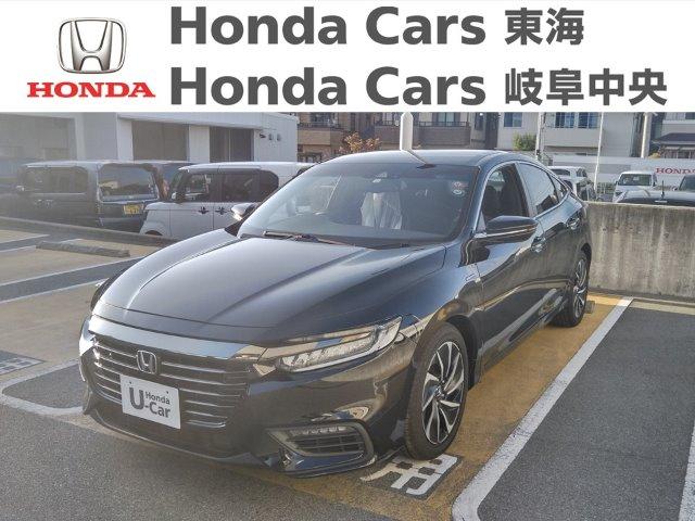 Honda インサイトEX ブラックスタイルパッケージパッケージ|常滑りんくう店