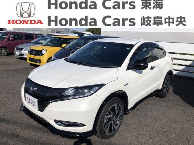 Honda ヴェゼルハイブリッド RS  Honda SENSING|犬山店