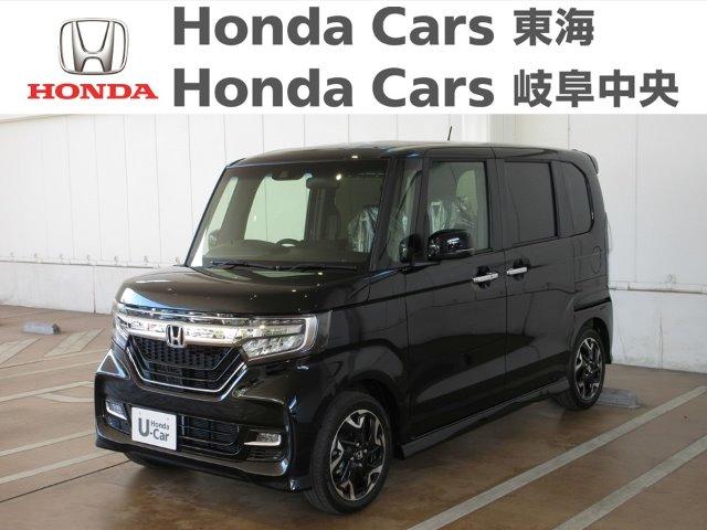 Honda N-BOXカスタムG・Lターボセンシング|大垣禾森店