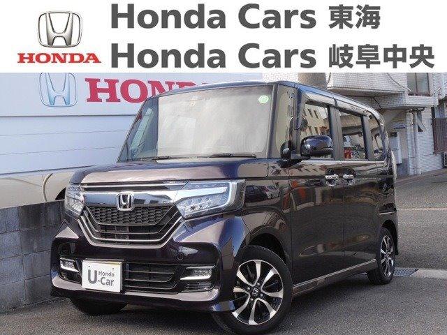 Honda N-BOXCustom G・EX Honda SENSING |半田青山店