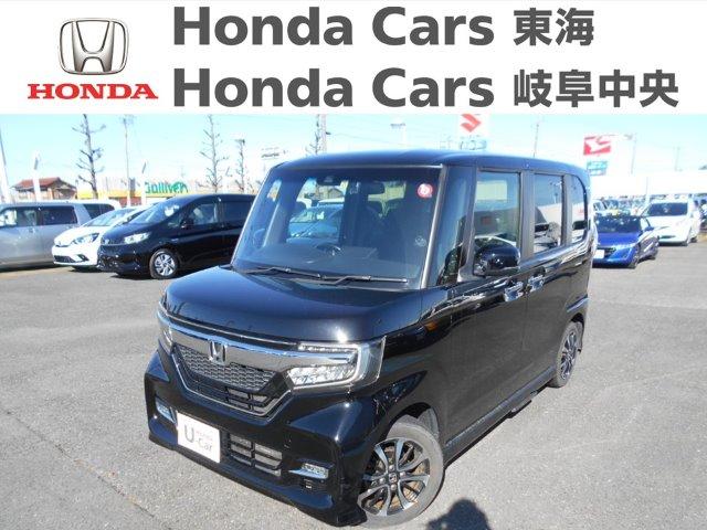 Honda N-BOXカスタムG EXホンダセンシング|稲沢店