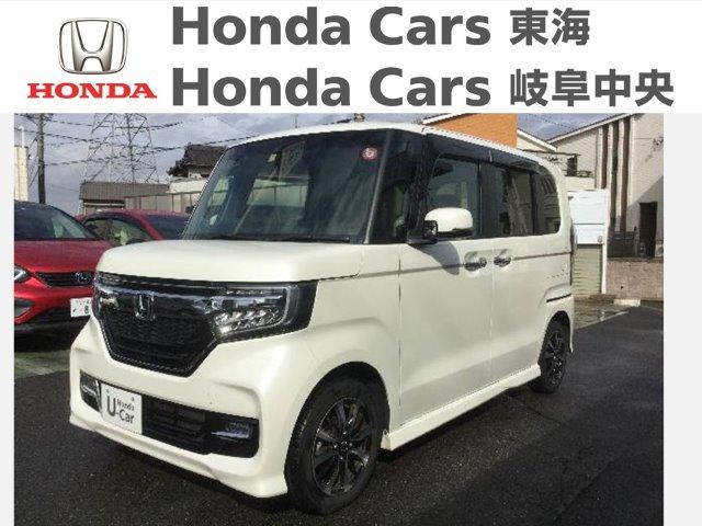 Honda N-BOXカスタムG EXホンダセンシング|名和店