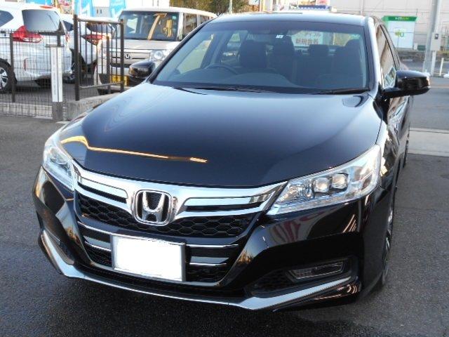 Honda アコードHYBRID LX|岐阜東バイパス店
