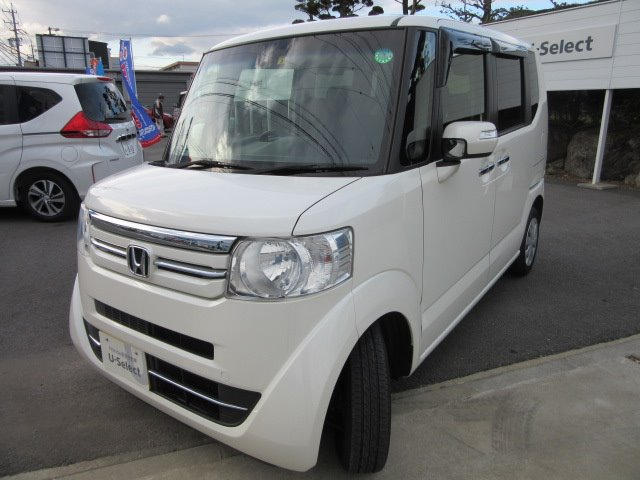 Honda N-BOXG. Lパッケ-ジ|井戸山店
