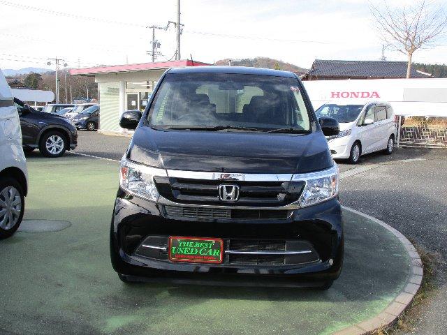 Honda N-WGNG ターボ 竜丘中古車センター