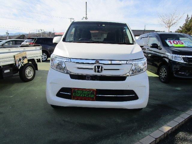 Honda N-WGNG Lパッケージ 竜丘中古車センター