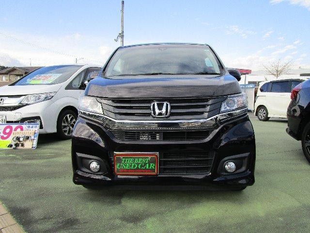 Honda N-WGNカスタムG Aパッケージ 竜丘中古車センター