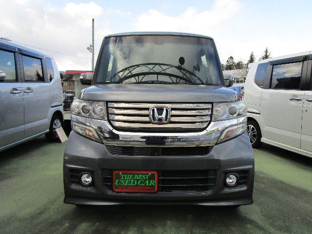 Honda N-BOXカスタムG SS 竜丘中古車センター