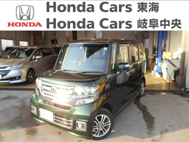 Honda N-BOXカスタムSSパッケージ|蟹江店