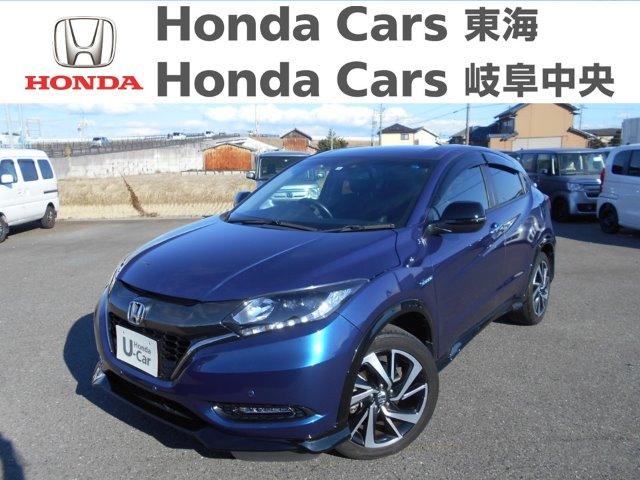 Honda ヴェゼルハイブリッドRS ホンダセンシング|蟹江店