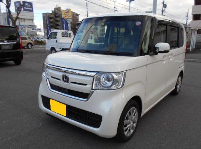 Honda N-BOXG・L SENSING|岐阜東バイパス店