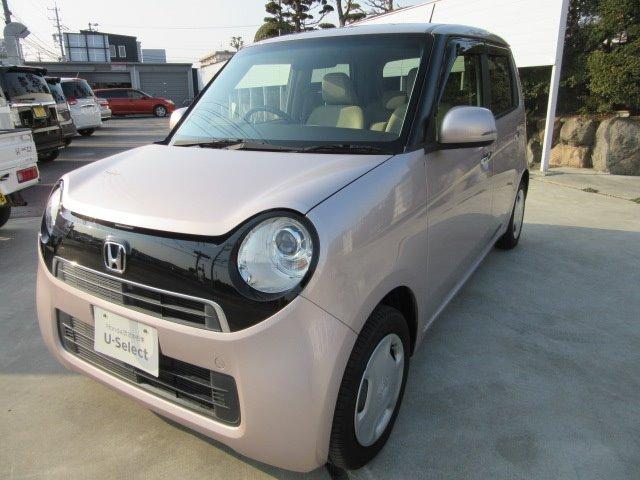 Honda N-ONEG   Lパッケ-ジ 井戸山店
