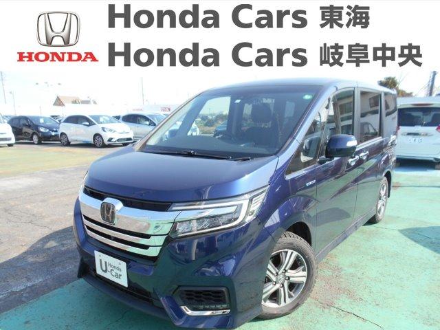 Honda ステップワゴンスパーダ ハイブリッドG EX ホンダセンシング|稲沢店
