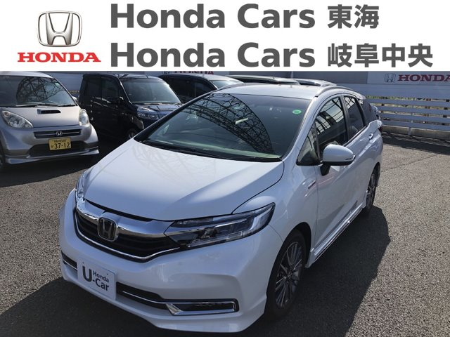 Honda シャトルハイブリッド Z|犬山店