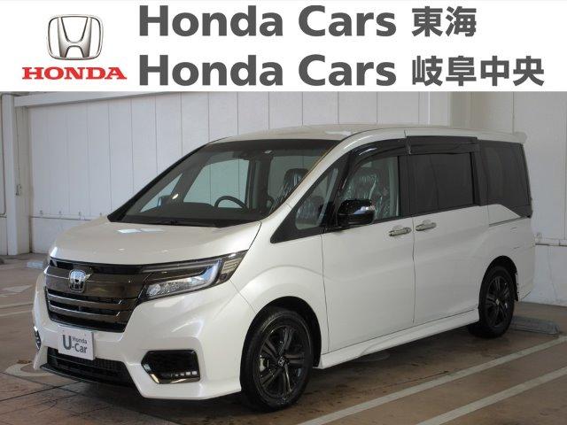 Honda ステップワゴンe:HEVスパーダG・EXホンダセンシング|長良北店
