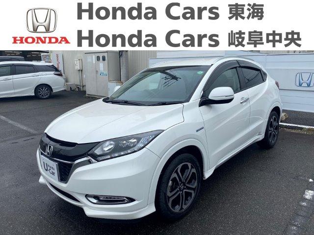 Honda ヴェゼルHYBRID Z Honda SENSING|豊明北店