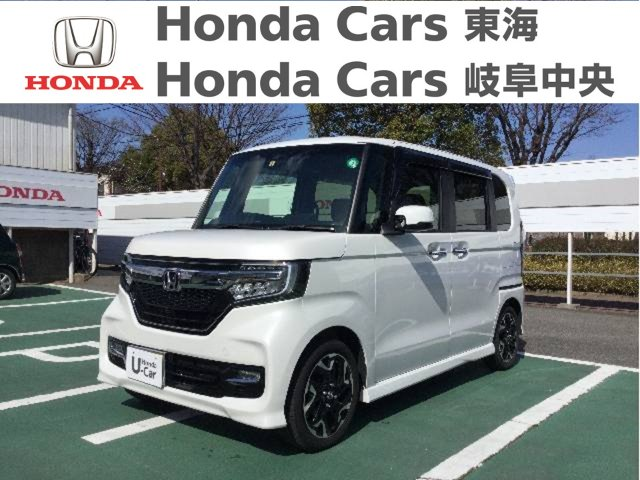Honda N-BOXカスタムG Lターボホンダセンシング|名和店