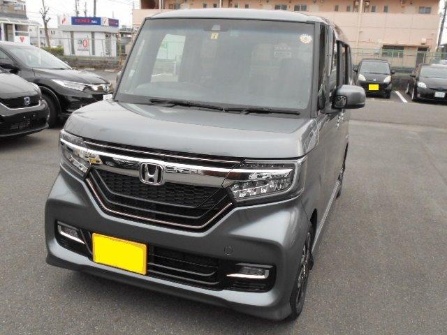 Honda N-BOXEX ターボ Honda SENSING (T/C:1154AH)|岐阜東バイパス店