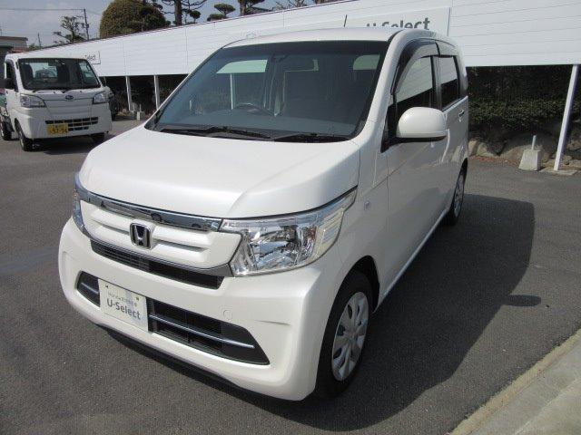 Honda N-WGNG SSパッケ-ジ|井戸山店