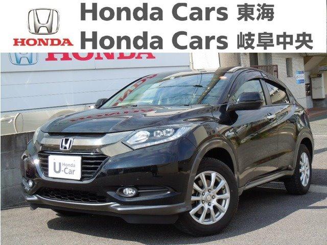 Honda ヴェゼルハイブリッド X ホンダセンシング|半田青山店